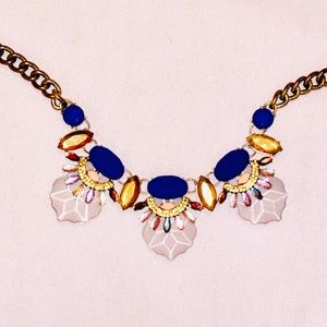 J. Crew Multi-Color Necklace
